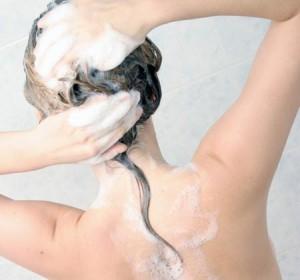 washing-hair