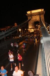 K&H éjszakai futás