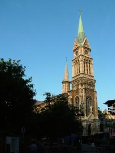 A Bakáts téri templom