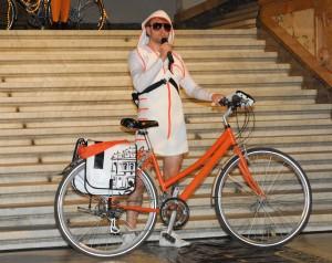 Kerékpározá srác