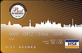 Az új hitelkártya