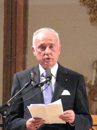 Horváth István nagykövet