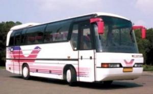Klimatizált autóbusz