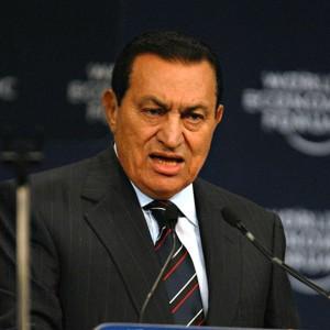 Mohamed Hoszni Mubarak