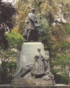 Szacsvay-szobor