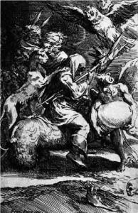 Parmigianino alkotása