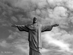 Jézus-szobor, Brazília