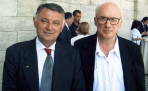 Németh Miklós és Szarvas István