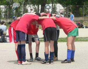 Iskolai focibajnokság