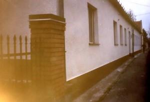 Deszki utcakép