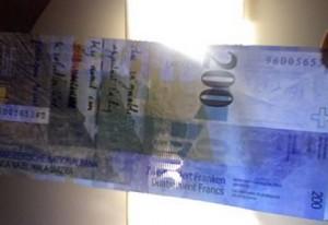 Hitelek svájci frankban