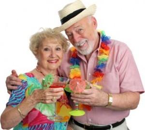 Boldog nyugdíjas évek