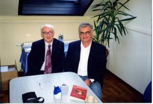 Szarvas István és Dóka Péter