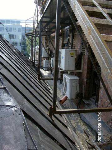 Életveszélyes épület bontási kötelezés
