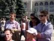 Halász Kristóf az ex-polgármesterrel