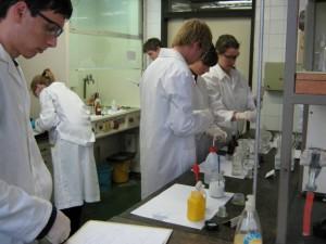 Kémiai kisérletek