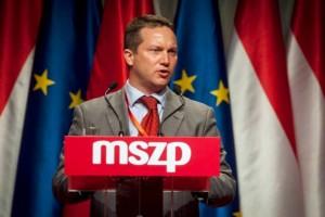 Újhelyi István, MSZP