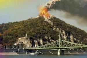 KoPé: Vulkánkitörés a Gellérthegyen