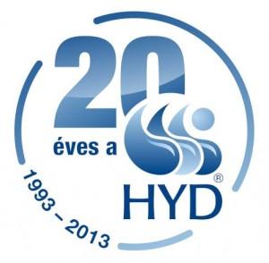 20 éves a HYD
