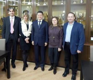 Font, Szurmai, Iljumzsinov, Polgár és Mészáros