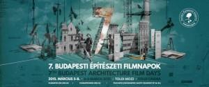 7. Budapesti Építészeti Filmnapok