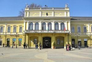 Nyíregyháza városháza