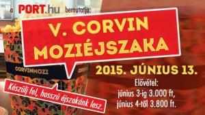 Corvin moziéjszaka 2015
