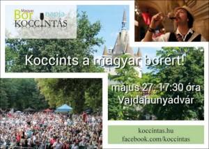 Koccints a magyar borért