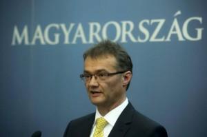 Horváth Péter elnök-vezérigazgató