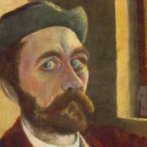 Csontváry Önarcképe 1903-ból