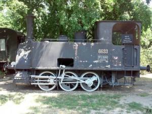 A 6633-as MÁV gőzös