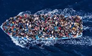Menekülthullám
