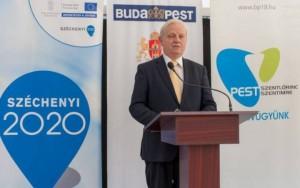 Tarlós István Dél-Pesten