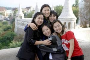 Kínaiak Budapesten