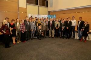 MEFS díjátadó