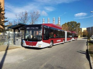 CNG busz Kaposváron