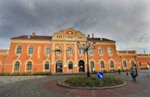 Váci vasútállomás