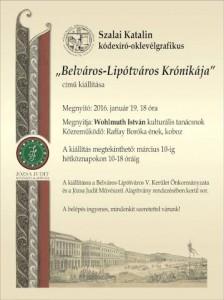 Szalai Katalin plakátja