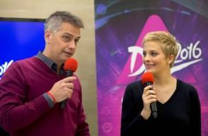 Tatár Csilla és Harsányi Levente