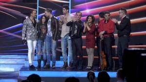 A nyolcas döntő résztvevői