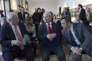 Főpolgármesterek államtitkárral