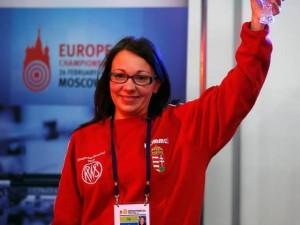 Miskolczi Julianna sportlövő és edző