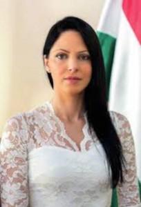 Boros Anita helyettes államtitkár