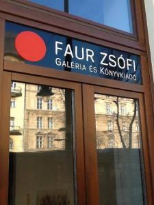 Faur Zsófi galériája