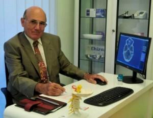 Prof. dr. Nyáry István idegsebész