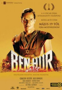 Ben Hur filmplakát