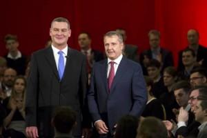 Botka László és Molnár Gyula