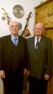 Szarvas István és dr. Gruber Nándor
