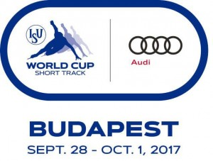 AUDI ISU World Cup Short Track Budapest 2017