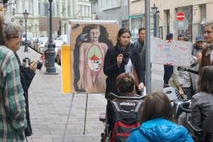 Biológia óra a Városház utcában